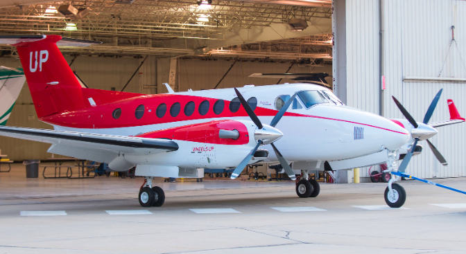 Wheels Up names Eric Jacobs Chief Financial Officer - Private Jet